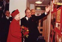 Queen Elizabeth II und die Heilsarmee / Zum 90. Geburtstag der Queen am 21. April 2016 gratulieren wir sehr herzlich und schauen dankbar auf ihre Verbundenheit mit der Heilsarmee zurück.