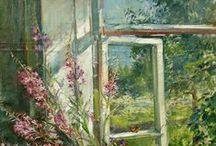 Ikkunat ja ovetkin
