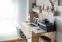Mesas e Penteadeiras