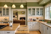 Kitchen ideas / by Heather Gordier