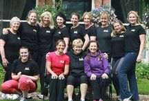 Our Body Retreaters / Some of our wonderful retreaters!