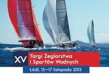 Folder BoatShow 2013 / Informator Targowy  Targi Żeglarstwa i Sportów Wodnych Łódź 15-17.11.2013 www.BoatShow.pl