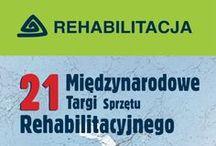 Folder Rehabilitacja 2013 / Międzynarodowe Targi Sprzętu Rehabilitacyjnego Łódź 19-21.09.2013 http://www.Rehabilitacja.Interservis.pl