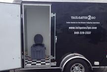 Tailgates 2 Go / Tailgates 2 Go offers tailgate trailer rentals for the ULTIMATE tailgating experience - includes private bathroom, BBQ grill, HD TV with satellite tv service (including NFL RedZone), draft beer system, and MORE! Available for New York Jets, New York Giants, and Rutgers games.   www.tailgates2go.com