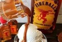 That Fireball Whiskey