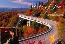 "New CD! ""State of Joy"" / Where I got my inspiration to write piano music and record sounds across the wonderful state of NC! You will hear waves, birds, babbling brooks, horse-drawn carriage, and more on my new album, State of Joy."