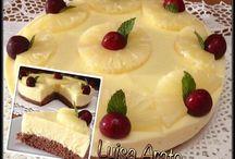Torte e Crostate / Ricette collaudate, dolci e salate!! Acquolina garantita al 100%
