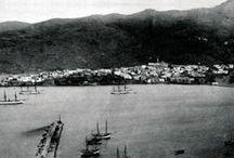 Η Επικράτηση των Ατμοπλοίων - Steamships Prevail (1901-1911) / Στην αρχή του νέου αιώνα, η προσπάθεια των Ελλήνων να κερδίσουν το μεγάλο στοίχημα της μετάβασης της εμπορικής ναυτιλίας από τα ιστία στον ατμό είχε ήδη παρουσιάσει τα πρώτα θετικά αποτελέσματα. / The early 20th century heralded the positive indications of the Greeks' effort to accomplish the transition from sail to steam.