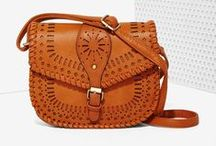 Leather Bag / by Hayuko cuero & papel