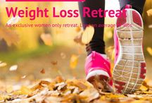 Weight Loss Retreat / What to expect on our Weight-loss Retreat