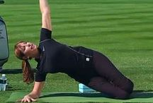 Golf Fitness / How to get fit for golf