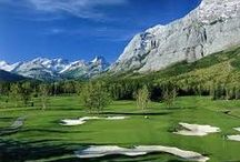 Golf Courses / Beautiful Golf Courses Around the Planet
