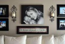 Ideas para el hogar / Agunas ideas para decorar las paredes, espacios y de mas de tu casa.