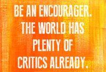 Encouragement / 0