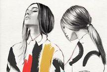 Illustrations. (Hayden Williams...)