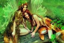 Faemously Fey / Fairies, The Fae, Magical Kingdoms, Pixies