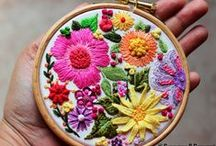 Hand Embroidery Ideas