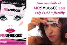 NOSMUDGEE Mascara Shield / The Ultimate Accessory in Lash Glamour
