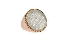 Cocktail Ring & accent finger Bling