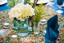 Wedding Textures and Themes / Tear up the rule book and make your wedding day truly special!!