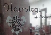 Salon Decor / by Odie Duz Hair