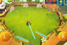 Momonga Screenshots / Screenshots of Momonga Pinball Adventures.