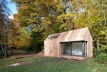 Architecture : Small House / Residential > Small House / by C + PARTNERS