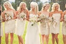 Bridesmaid's Dresses / Bridesmaid's Dresses