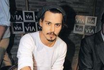 Johnny Depp ♡ / Mi Hombrе / by Каязи Л Dэрр