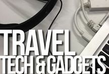TRAVEL TECH / The gadgets we love.