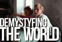 DEMYSTYFING THE WORLD / We all have some misconceptions about different parts of the World. We sometimes view countries & people through our stereotypical beliefs – time to battle those. At Travel World Passport we've decided to battle those myths.