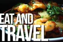 EAT & TRAVEL / FOOD FROM ALL CORNERS OF THE EARTH