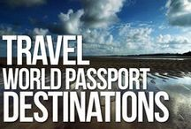 TRAVEL WORLD PASSPORT DESTINATIONS / See the world as seen by Travel World Passport travelers. Check out the unique perspective, experience the unknown and share with others.