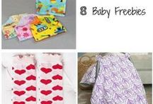 Saving on Baby / Learn how to save money on all things baby by stocking up on items before you need them, snagging baby freebies, and more.