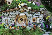 Fairy World / All things handmade by the Tiny Fairy folk.
