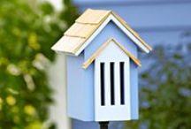 Garden Butterfly House