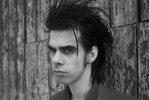 King Ink / A board dedicated to Nick Cave