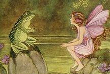 Magic, elves and fairies