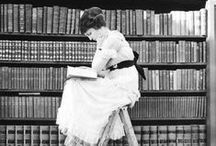 Books / The secret world of a bibliophile