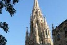 Budapest - Örökimádás-templom / Itt található Közösségünk Isteni Irgalom Alapítása