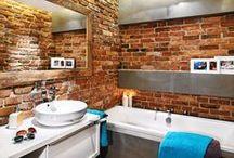 Łazienka / Stylowo urządzone łazienki.