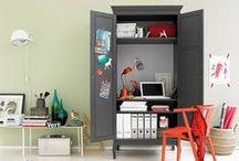 Biuro / Pomysły na wystrój biura i przydatne gadżety.