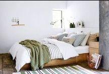 Sypialnia / Przykłady pomysłowo urządzonych sypialni.