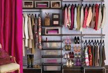 Szafy i garderoby / Inspirujące szafy i garderoby.