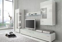 Białe Meble / White Furniture / #internumpolska prezentuje białe meble do Twojego salonu, sypialni, jadalni, łazienki lub kuchni. / White furniture for Your living room, bedroom, dining room, bathroom or kitchen. http://internum.pl/
