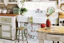 Country chic / Inspiration for our cottage on the farm