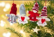 Boże Narodzenie / Dekoracje świąteczne