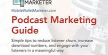 How to Market Your Podcast / Do you have a podcast?  We do!  Sometimes it's hard to get more listeners, shares and downloads, and that can be frustrating... Get our Podcast Marketing Guide - http://mobilewalletmarketer.com/podcast-marketing-guide-ebook-download/ We're always looking for new ways to get better numbers, so we'll post what we find here -