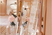 Rose Gold Wedding Ideas / Rose Gold Wedding Decorations, Rose Gold Wedding Dresses