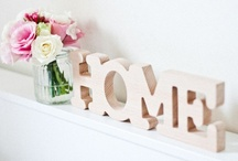 [home sweet home] / it's the little things that make our home cosy, warm and sweet (just some picks for home inspiration)